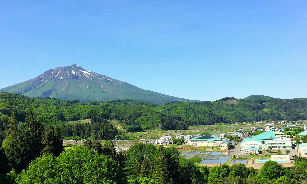 니시메야무라(마을동산 탐험)