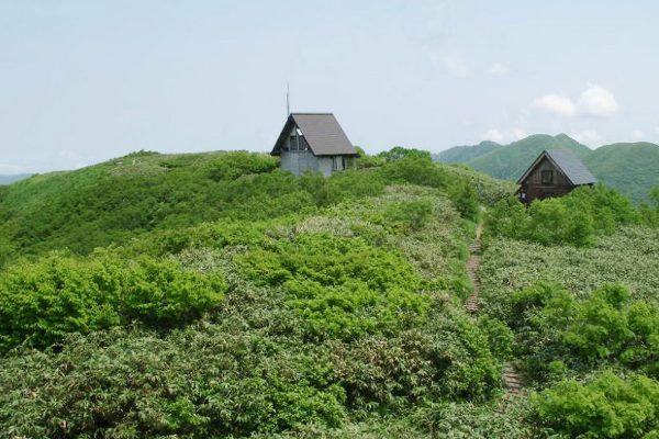 시라카미다케 등산
