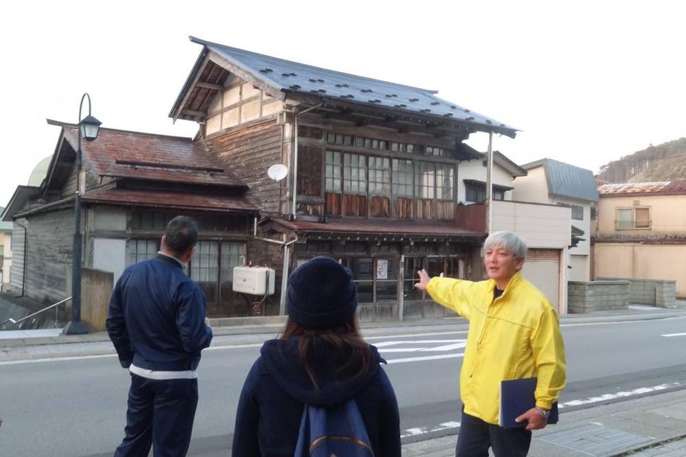 近距离接触白神当地生活的旅游项目:深浦町(待风港的向导)