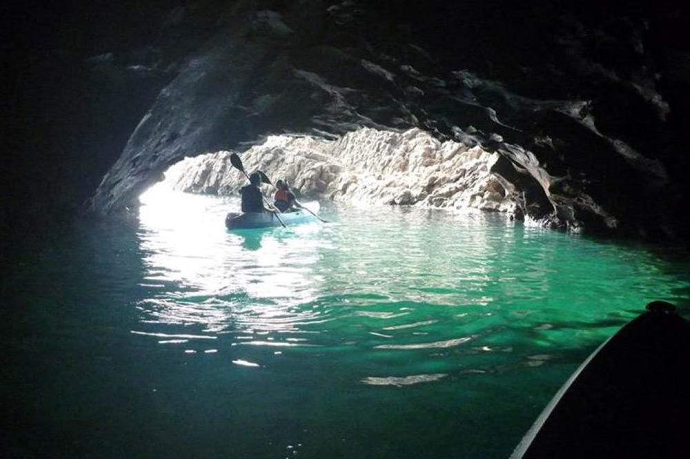 Gangara水洞