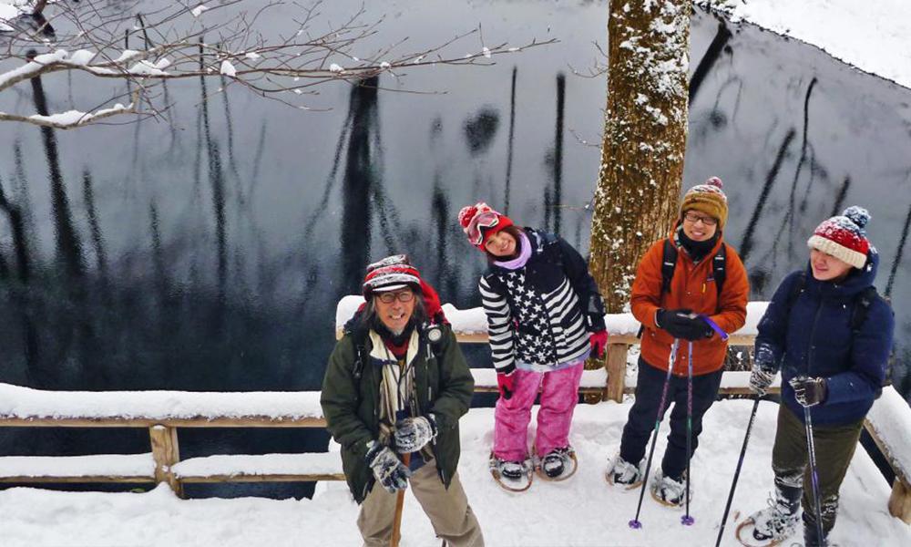 十二湖白雪公園<深浦地區>