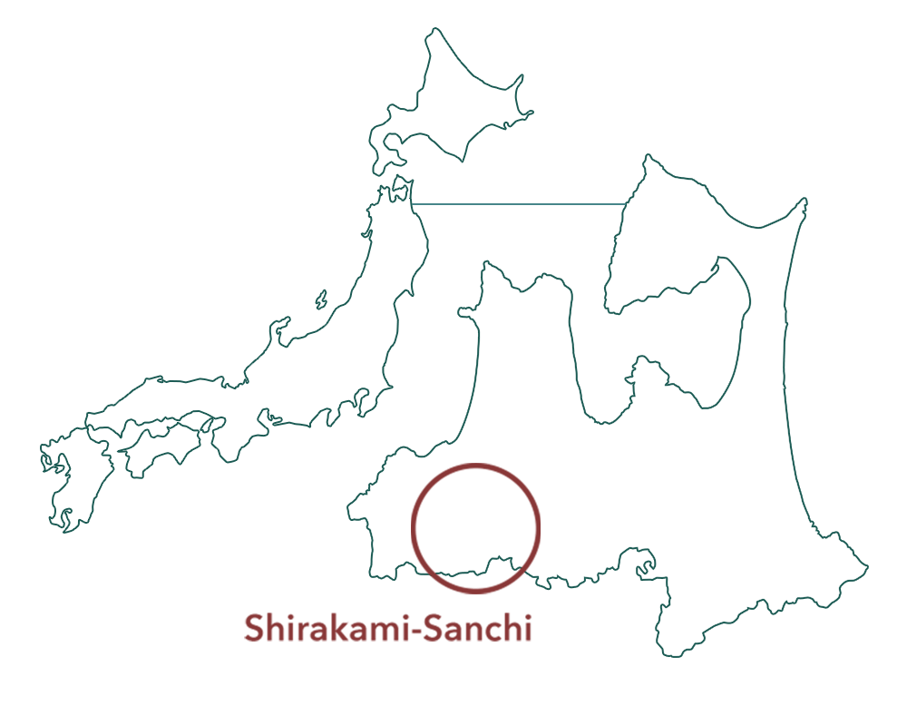 SHIRAKAMI is world heritage in Japan.