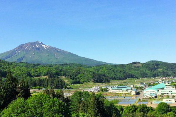 Living with Shirakami Series: The Village and The Mountain (Nishimeya)