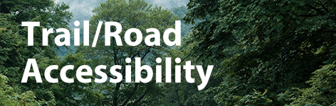 Trail/Road Accessibility Shirakami Sanchi