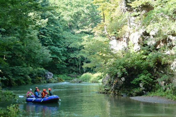 Rafting Tours – Beginner Friendly!